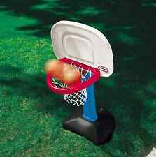 Little Tikes Easy Score Basketball Hoop Adjustable Kids Toddler Ball Net Toy Set