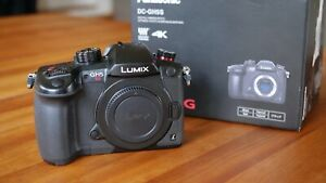 Panasonic LUMIX DC-GH5S - Top Zustand! / Excellent Condition!