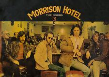 THE DOORS - Promotional for 'Morrison Hotel' (1970) - Music Concert Poster Art