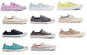 Converse Shoreline Slip Chuck Taylor All Star Ox Shore Line Women's Sneakers