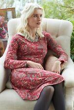 55% OFF SALE Nomads Amara Organic Cotton Jersey Flared Dress FairTrade AR2019