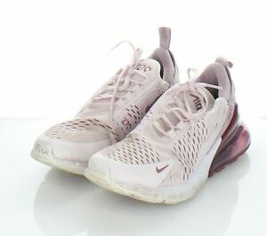 72-50 $150 Women's Sz 8.5 M Nike Air Max 270 Textile Sneaker In Barely Rose