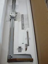 Mitutoyo #520-150 - 600mm - .02mm Graduation - Vernier Height Gage