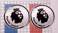 Patchs Badge Angleterre X 2 Premier League maillot Foot English  16/17 et 17/18