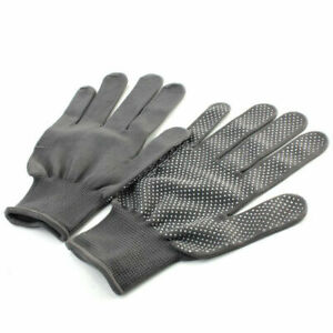 Heat Proof Resistant Protective Gloves for Hair Styling Straightener USFREE SHIP