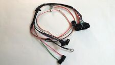 1969 Camaro Center Console Wiring Harness Automatic Transmission without Gauges