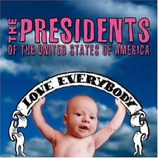 The Presidents Of The United States Of America ‎– Love Everybody (2004)  CD  NEW