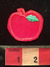 Red APPLE Patch 69MM