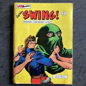 CAP'TAIN SWING N° 92 - MON JOURNAL 1973 - TBE