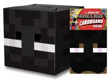 Minecraft Enderman Head Mask - 12 x 12 Halloween Costume