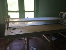 Janome Long arm quilting machine and 12 foot table