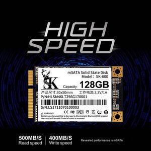 NEW 128GB mSATA SSD SATA III 6Gb/s For TinkPad X220 X230 T420 T430 T430S X1 W520