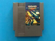 Bionic Commando (Nintendo Entertainment System, 1988 NES) - cart only