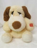 "Rare Vtg McCrory Animated Sing & Moving Stuff Plush Dog""How Much is that doggie"