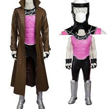 Exclusive X-Men Superhero Gambit Cosplay Customized Made Hallowmas accessories