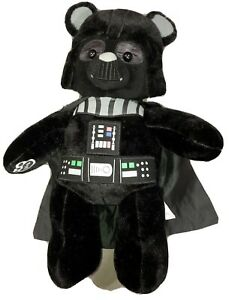 Build A Bear Darth Vader Plays Star Wars Theme SOFT Plush