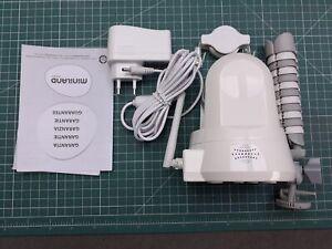 Miniland Baby 89132 Spin IP Cam, Babyüberwachung, weiß, Rechnung V10720