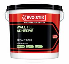 Evo-Stik Instant Grab Wall Tile Adhesive Ready Mixed Ceramic Mosaic Ready