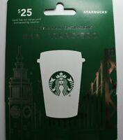 Starbucks Card 6108 - San Francisco Hanger 2014