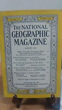 National Geographic Magazine Nat Geo August 1953(NG27)