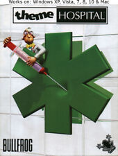 Theme Hospital PC Mac 1997 Windows 7 8 10 More Games in Store