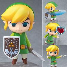 Japenese Anime The Legend of Zelda Link Nendoroid Figure Figurine 10cm No Box