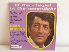DEAN MARTIN In the chapel in the moonlight RVEP 60108