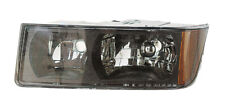 2002-2006 Chevrolet Avalanche Driver Left Side Headlight Lamp Assembly