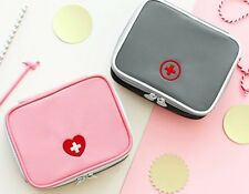 Multi-Purpose Travel Pouch holiday/car/handbag - Pink (unfilled)