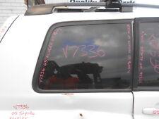 2/2005 TOYOTA KLUGER MCV28R SERIES ROOF RACKS (CROSS BARS ONLY) (V7336)