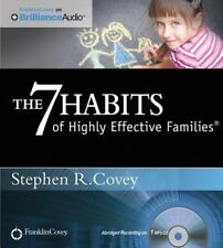 NEW The 7 Habits of Highly Effective Families by Stephen R. Covey