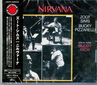 ZOOT SIMS-NIRVANA-JAPAN CD Ltd/Ed C65
