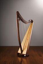 Rebel PIckup für Harfe -   ( 4 piezo ausführung )