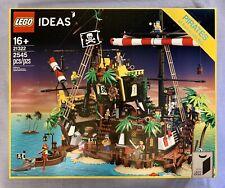 LEGO IDEAS 21322 Pirates of Barracuda Bay (2545pcs) New & Sealed (Free Shipping)