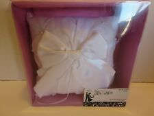 Ring Pillow by Studio His & Hers White New Other