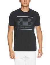 Under Armour 1305667 T-shirt Homme Noir FR XL (taille Fabricant Xl)