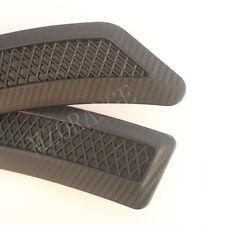 Front Fender Vent EVO Sticker For Mitsubishi Lancer Carbon Fiber 08 2009-2014 15