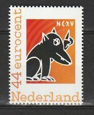 Nederland NVPH 2562 Persoonlijke zegel NCRV Man bijt Hond 2008 Postfris