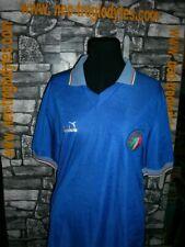 Vintage Italia Italy Diadora  football soccer jersey shirt trikot maillot '90s