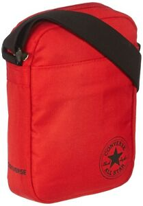 Converse Small Shoulder Bag Carry Bag Playbook Citybag Red New