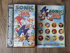 Sega Saturn Sonic Jam