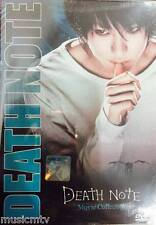 DVD Death Note Movie Collection Part 1+2+3 *ENGLISH VERSION* + Free Shipping