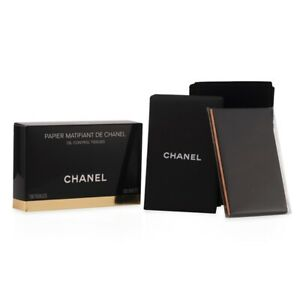 NEW Chanel Papier Matifiant 150sheets Womens Skin Care
