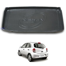 2011+ Nissan March Micra Mitsuoka Viewt Back Rear Cargo Tray Trunk Mat Liner