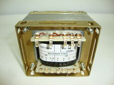 TRANSFORMADOR DE RADIO ANTIGUA 250-0-250V 65VA PARA 6 VALVULAS. R7-17030 ..-