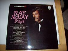 RAY Mc VAY - RAY McVAY PLAYS..., 1971 (PHILIPS LP)