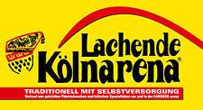 Lachende Kölnarena 22.02.19, Zwei Tickets in Block 212 nebeneinander