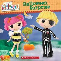 (Good)-Halloween Surprise (Lalaloopsy) (Paperback)-Cecil, Lauren-0545433886