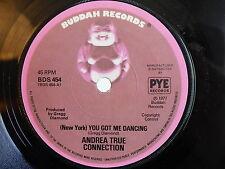 ANDREA TRUE CONNECTION You got me dancing / keep it up longer BDS454