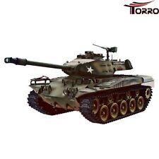 RC Panzer M41 Walker Bulldog Metallketten Schussfunktion Torro-Edition 2.4GHz